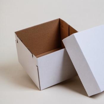 Óriás méretű fedeles doboz 40x40x18 cm